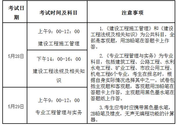 2016年寧夏人事考試中心公布二級建造師考試有關問題